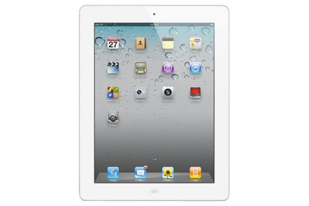 Планшет Apple iPad2 16 GB WiFi + 3G белый (MC982)
