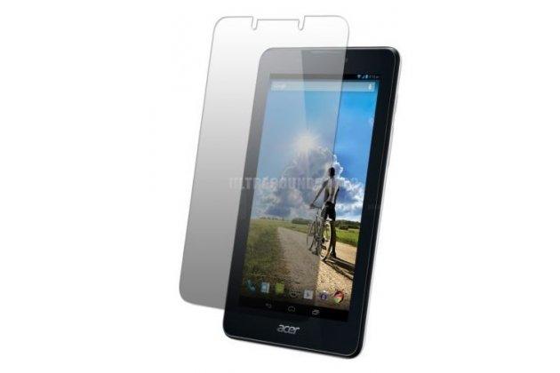 Фирменная оригинальная защитная пленка для планшета Acer Iconia Tab 7 A1-713/A1-713HD матовая