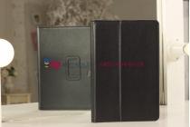 Оригинальный чехол для Acer Iconia Tab W510/W511 черный кожаный