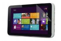 Фирменная защитная пленка для Acer Iconia Tab W3-810/811 глянцевая