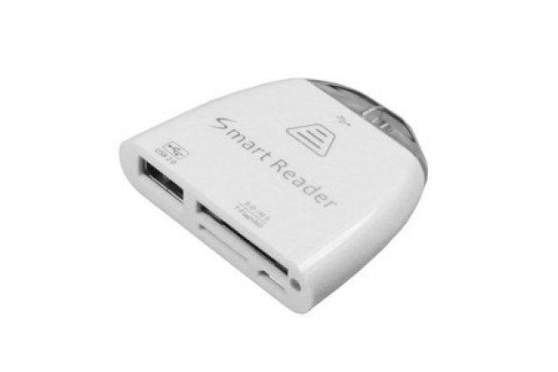 USB-переходник + карт-ридер для Acer Iconia Tab A1-840/A1-841