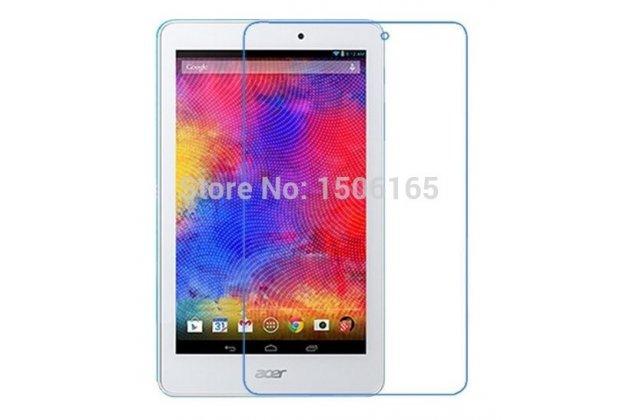 Фирменная оригинальная защитная пленка для планшета Acer Iconia One 8 B1-810/B1-811 глянцевая