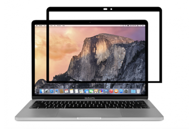 Защитная пленка 3D для Apple MacBook Pro 13 with Retina display Early 2015 ( MF839 / MF841 / MF840 / MF843) 13.3""