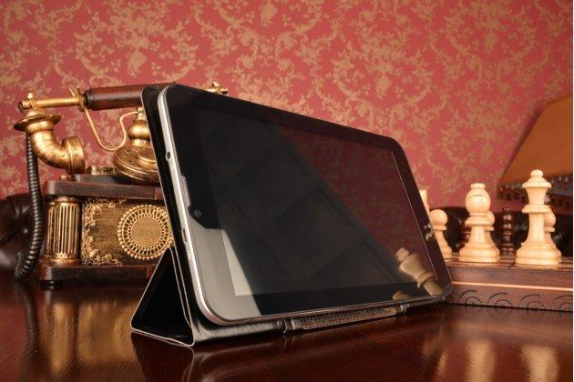 """Чехол с вырезом под камеру для планшета Apple MacBook Air 11 Early 2014 ( MD711 / MD712) 11.6"""" с дизайном Smart Cover ультратонкий и лёгкий. цвет в ассортименте"""