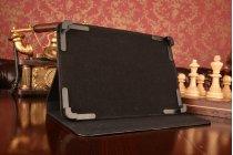 Чехол-обложка для планшета Acer Iconia Tab 10 с регулируемой подставкой и креплением на уголки