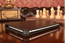Чехол-обложка для планшета Acer Iconia Talk S (A1-734) с регулируемой подставкой и креплением на уголки