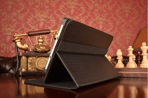 Чехол-обложка для планшета Acer Iconia One 8 B1-820 с регулируемой подставкой и креплением на уголки