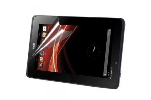 Защитная пленка для Acer Iconia Tab A110/A111 матовая